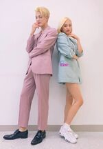Jeno + Yeeun May 18, 2019 (1)