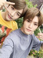 Taeyong Winwin June 28, 2018 (1)