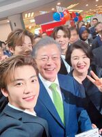 Jaemin, Jeno & Jisung Mar 12, 2019 (6)