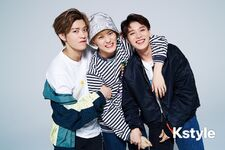 Taeil Yuta Mark Kstyle (April 2019) 3