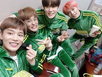 Taeil, Mark, Jaehyun & Taeyong Feb 5, 2019