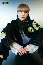 Jungwoo (We Are Superhuman) 2
