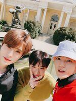 Jaehyun, Doyoung & Taeyong Jan 20, 2019
