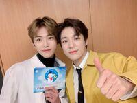 Jaemin & Jeno Feb 9, 2019