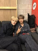 Jeno Haechan August 4, 2019 (1)