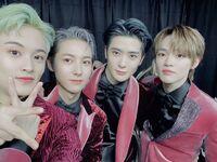 Jaehyun Mark Renjun Chenle December 25, 2019