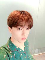 Jisung December 25, 2019 (2)