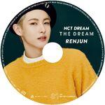 NCT Dream The Dream Renjun CD