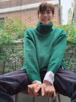 Doyoung Nov 11, 2018