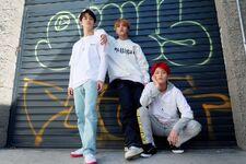 Mark, Haechan & Taeil Nov 7, 2018