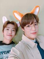 Jaemin & Jeno Jan 23, 2019