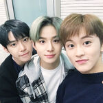 Doyoung Jungwoo Mark February 11, 2018 (2)