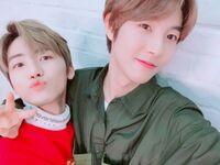 Renjun & Jaemin Feb 20, 2019 (2)
