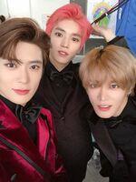 Jaehyun, Taeyong & Yuta Jan 15, 2019