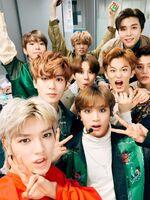 NCT 127 Dec 16, 2018