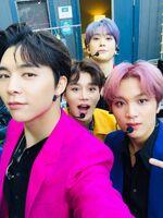 Taeil Johnny Jaehyun Haechan June 3, 2019