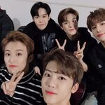 Doyoung, Jeno, Jungwoo, Mark & Jaemin Dec 25, 2018