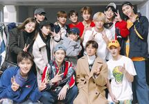 NCT 127 with Red Velvet Jan 26, 2019
