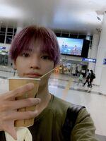 Taeyong September 14, 2019 (2)