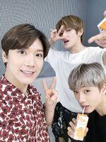 Taeyong Ten Jisung July 9, 2018 (1)