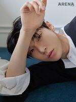 Doyoung (Arena Homme June 2018) 2