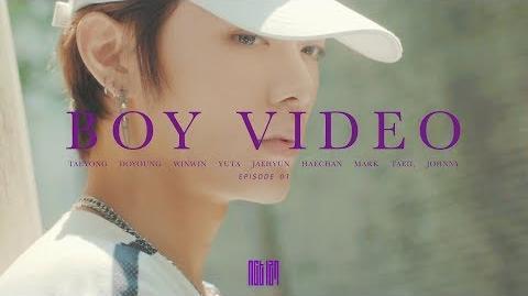 NCT 127 BOY YUTA VIDEO