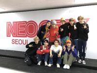 NCT 127 Jan 27, 2019