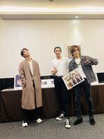 Johnny Yuta Doyoung November 9, 2019 (2)