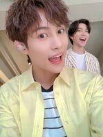 Hendery yangyang april 20, 2019 (2)