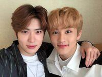 Jaehyun & Mark Mar 19, 2019