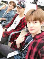 Lucas Chenle Jisung June 22, 2018