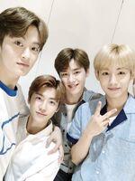 Kun Winwin Mark Jaemin June 4, 2018