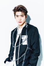 SMTOWN Naver Blog Update - Awaken (Jaehyun) 2