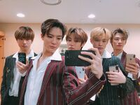 Nct dream march 24, 2019