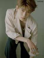 Jaehyun (Arena Homme June 2018)