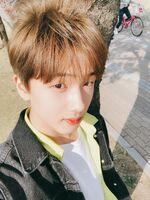 Jisung april 21, 2019