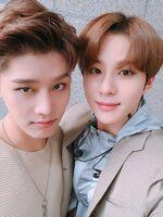 Taeil & Jungwoo Dec 16, 2018