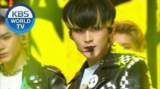 NCT 127 - Kick it (영웅) Music Bank 2020.03.13