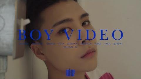 NCT 127 BOY JOHNNY VIDEO