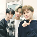 Doyoung Jungwoo Mark February 11, 2018 (1)