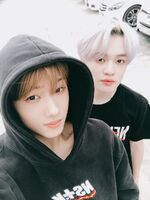 Chenle Jisung May 29, 2019