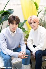 Jaehyun & Taeyong (Naver x Dispatch)