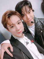 Jeno & Doyoung Dec 25, 2018 (3)