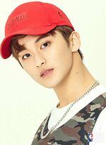 Mark (NBA Style Korea)