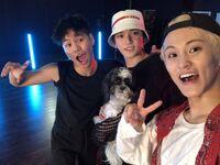 Taeyong Mark June 4, 2019 (2)