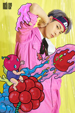 Doyoung (Cherry Bomb)
