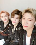 Ten Jaehyun Winwin March 3, 2018 (1)