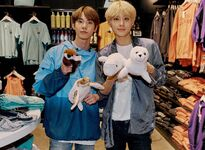 Doyoung & Jungwoo April 30, 2019 (2)