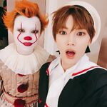 Chenle & Taeyong Oct 31, 2018 (2)