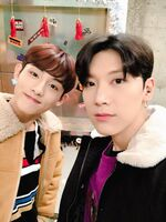 Winwin & Ten Dec 8, 2018